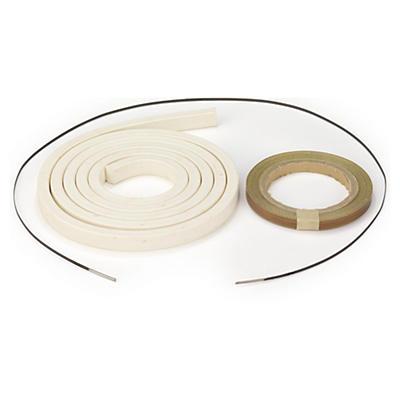 Verschleißteil-Set für Haubenschrumpfmaschine mit automatischem Auslaufband