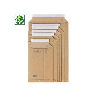 Pochette carton rigide SupraWell®##Versterkte kartonnen envelop Suprawell®