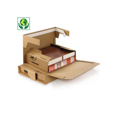 Versterkte postverpakking met zelfklevende sluiting