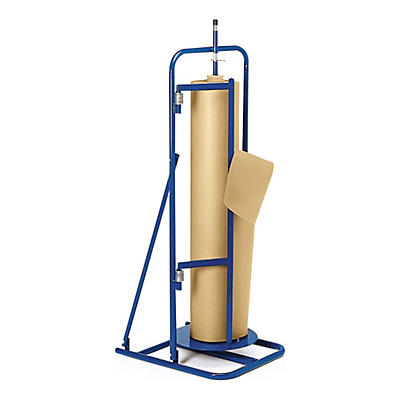 Dérouleur vertical pour papier##Verticale papierafroller