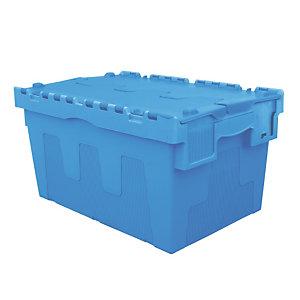 Vervoerbakken 50 L blauw