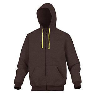 Vest/sweater met kap Cento Maat XXL