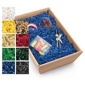 Virutas de papel para relleno de color
