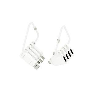 Vision TC-MULTIHDMI, MiniDisplayPort/DisplayPort/Mini-HDMI/USB-C, HDMI, Male connector / Female connector, Blanco