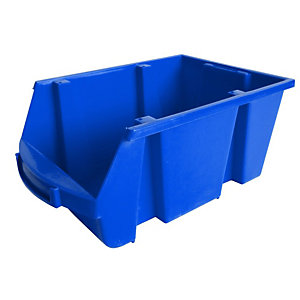 VISO Bac à bec 10l en polypropylène Bleu