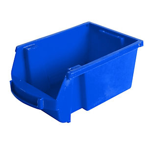VISO Bac à bec 1l en polypropylène Bleu