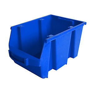 VISO Bac à bec 4l en polypropylène Bleu