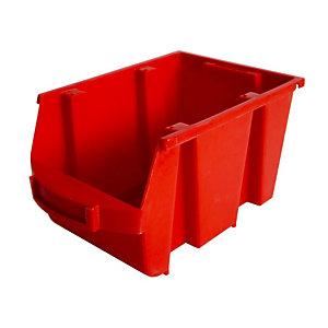 VISO Bac à bec 4l en polypropylène Rouge