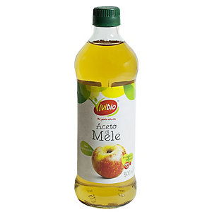 VIVIBIO Aceto di mele Bio, 500 ml