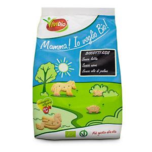 VIVIBIO Biscotti biologici di frumento Kids Bio, 350 g