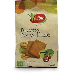 VIVIBIO Biscotto Novellino Bio, 400 g
