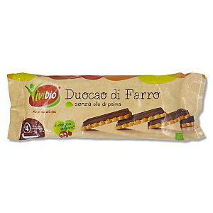 VIVIBIO Duocao di farro Bio, 28 g (confezione 4 pezzi)