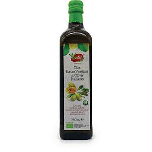 VIVIBIO Olio Extra vergine di oliva italiano Bio, 750 ml