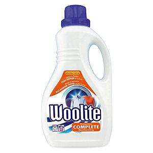 Vloeibaar wasmiddel Woolite complete bescherming 1,5 L - 25 doseringen