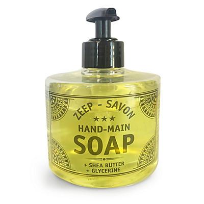 Savon liquide pour les mains aux agrumes##Vloeibare handzeep met citrusgeur