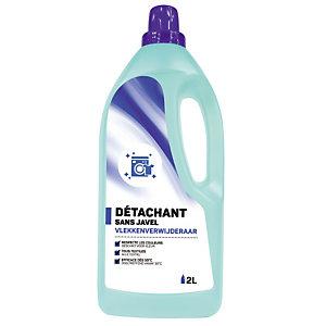 Vloeibare vlekkenverwijderaar voor wasgoed zonder bleekwater 2 L