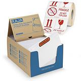 Voordeelpak documentenhoezen + verpakkingsetiketten
