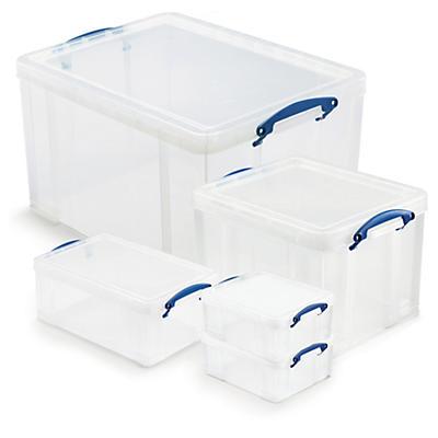 Voordeelpak: multifunctionele kunststofbox