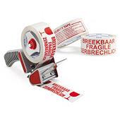Voordeelpak PVC waarschuwingstape, 35 micron