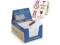 Voordeelpak zelfklevende documentenhoesjes en verpakkingsetiketten