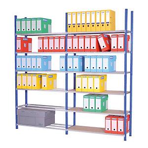 Voordelig archiefrek 6 legbladen -  Basiselement
