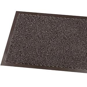 Voordelig tapijt Smart 40 x 60 cm kleur antraciet