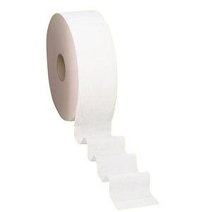 Voordelig toiletpapier 2 lagen, 12 mini rollen