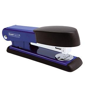 Voordelige halve strip nietmachine Bowfin 535 Rapesco kleur blauw