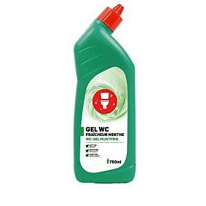 Voordelige ontkalkende WC-gel mariene parfum 750 ml