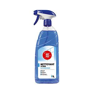 Voordelige reiniger voor ruiten en oppervlakken, verstuiver van 1 L