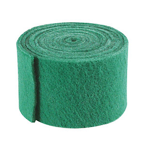 Voordelige rol groene schuurspons 5 m