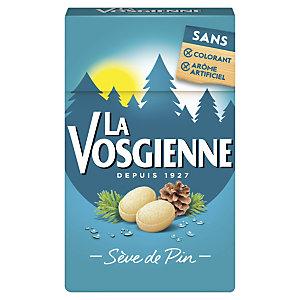 LA VOSGIENNE Bonbons à sucer - Sève de pin - Paquet de 36g