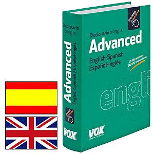 VOX Diccionario Advanced English-Spanish / Español-Inglés
