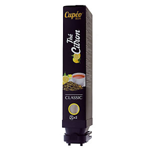 Vulling Cupéo Box voor machine Jede, Citroenthee