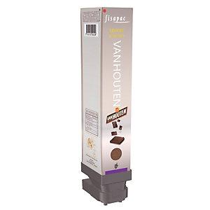 Vulling Fisapac Chocolade Van Houten