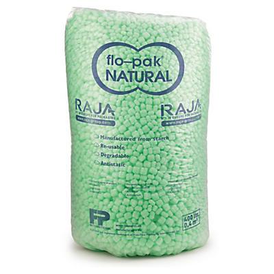 Výplňový materiál flo-pak Natural _ RAJA