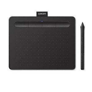 Wacom, Tavolette grafiche, Intuos bluetooth medium black, CTL-6100WLK-S