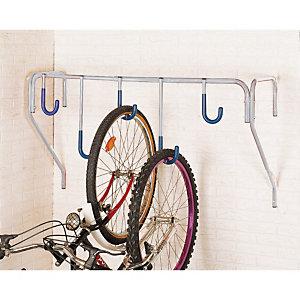 Wandstalling voor fietsen 5 plaatsen