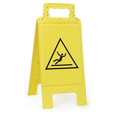 Panneau d'avertissement##Warnaufsteller
