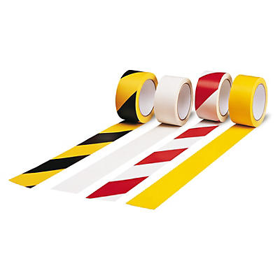 Warning and floor marking tape