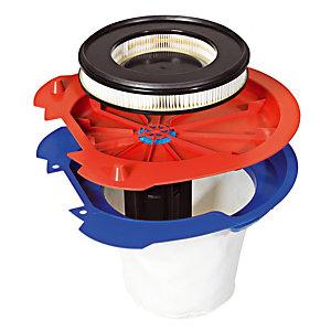 Waterfilter voor water- en stofzuiger Nilfisk VL500-35