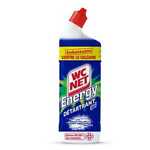 WC NET Energy Gel détartrant - Flacon 750 ml