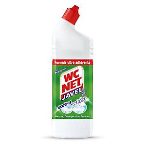 WC NET Gel WC Net avec Javel Extra White au bicarbonate 750 ml