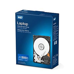 """Wd Western Digital Laptop Everyday, 2.5"""", 500 GB, 5400 RPM WDBMYH5000ANC-ERSN"""
