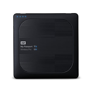 "Wd Western Digital My Passport Wireless Pro, 2000 GB, 2.5"", 3.2 Gen 1 (3.1 Gen 1), Negro WDBP2P0020BBK-EESN"