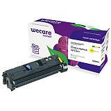 Wecare 121A, C9702A, Tóner remanufacturado, compatible con HP, Amarillo