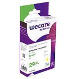 Wecare Cartuccia inkjet rigenerata compatibile con EPSON 29XL Y, T2994, Giallo, Pacco singolo Alta capacità