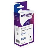 Wecare LC900 B, LC900BK, Cartucho de Tinta, compatible con BROTHER, Negro