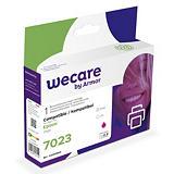 Wecare T7023, Cartucho de Tinta remanufacturado, compatible con EPSON, Magenta