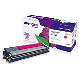 Wecare TN-326M, Tóner remanufacturado, compatible con BROTHER, Magenta